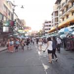 タイ旅行記2016年6月 カオサンロード編