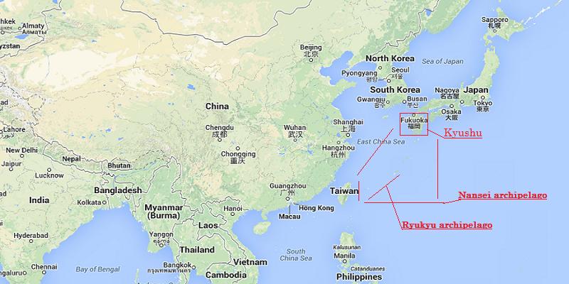 世界地図ー2