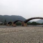 台湾人ヘルパーさんと再会・岩国観光。