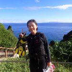 タイ人ゲストさんのリクエスト~真栄田岬・青の洞窟ツアー