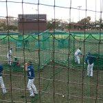 プロ野球キャンプ2018 中日ドラゴンズ(2軍)沖縄読谷村キャンプ。