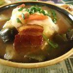 沖縄旅行中に1度は食べて貰いたい汁物郷土料理