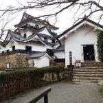 琵琶湖の湖岸道路をドライブで彦根城・長浜城巡り。