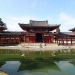 神社仏閣巡り 滋賀長浜から京都宇治の平等院鳳凰堂。