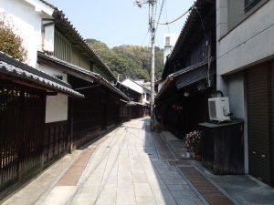 安芸の小京都竹原は吟ずる者たち、まっさん、たまゆらの聖地