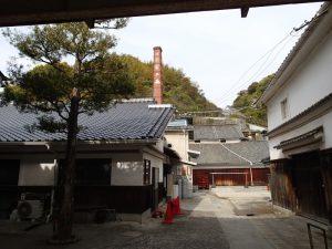 吟ずる者たち、恋のしずくロケ地安芸津は醸造酒の父三浦仙三郎の故郷。