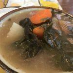 医食同源の沖縄ではアヒル汁は美味しい薬膳でもある。
