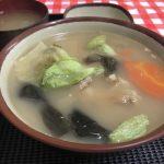 沖縄のてびち汁はコラーゲンたっぷりで人気の料理。