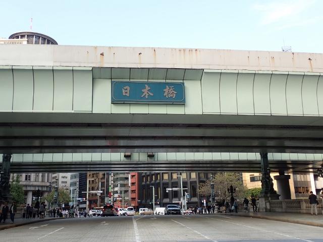 東京観光最終日にお勧め【日本橋七福神めぐり】