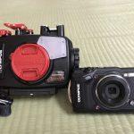 ダイバーに悲報 TGシリーズの危機 オリンパスカメラ事業売却