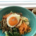 読谷【ホランイキッチン】沖縄の食材をふんだん使った和食と韓国食の融合