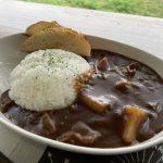 """<span class=""""title"""">シチューの食べ方はご飯にかける?わける?沖縄ではどっち?</span>"""