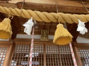 山口【白蛇神社・今津天満宮】金運と学問のご利益が隣接する神社